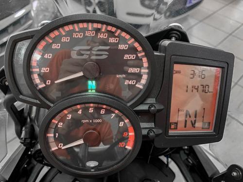 bmw f 800 gs ano 2015 financiamos moto com apenas 11mil km