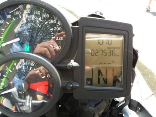 bmw f 800 gs. igual a 0km, muy poco uso!!! nueva.