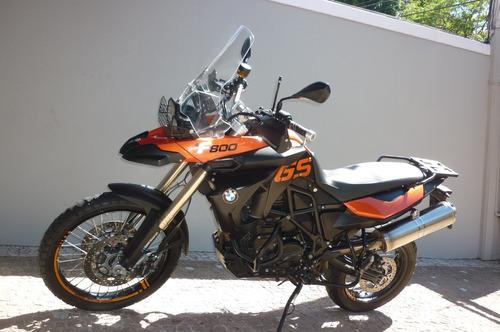 bmw f 800 gs - roda brasil - campinas