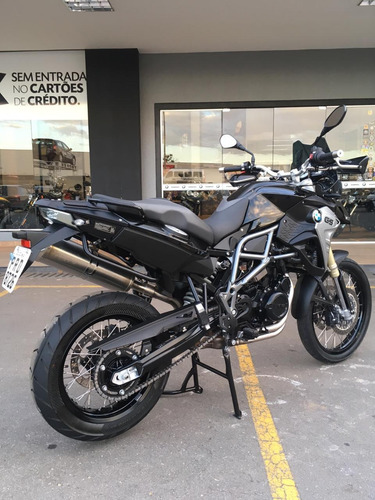 bmw f-800 gs triple black 17/17