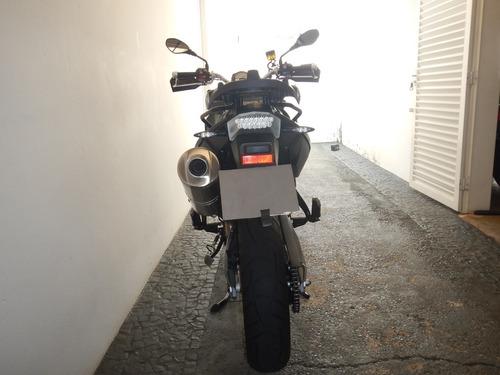 bmw f 800 gs triple black - 18.000 km - único dono !!