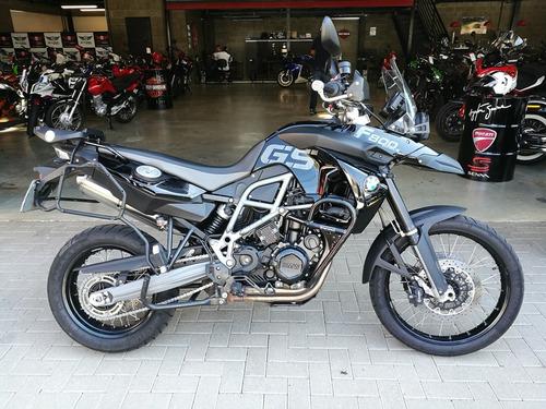 bmw f 800 gs triple black