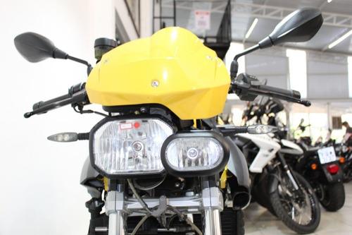 bmw f 800 r 2011 amarelo