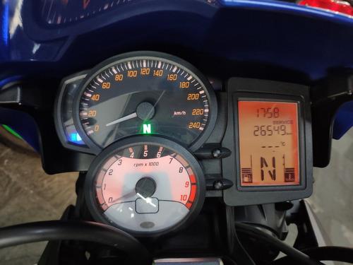bmw f 800 r 800r f800r abs 2015 azul