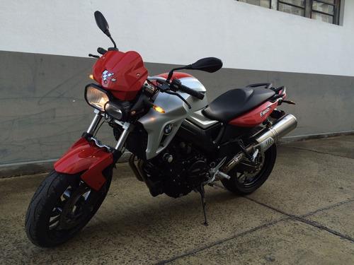 bmw f-800 r - linda - sem detalhes - moto de garagem !!!