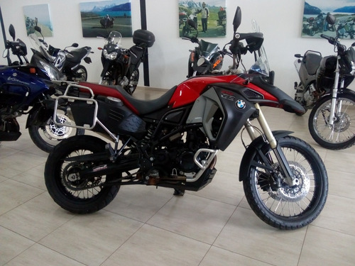 bmw - f 800gs adventure