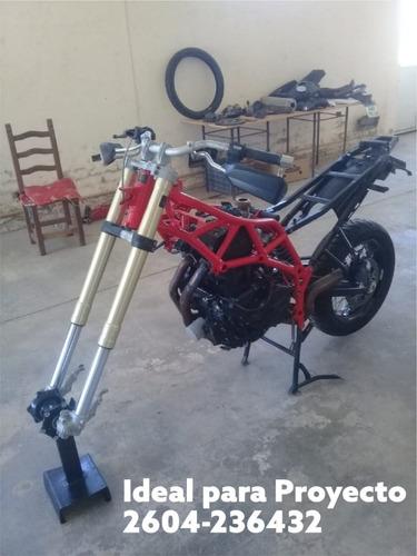 bmw  f 800gs adventure con baja y04 motor