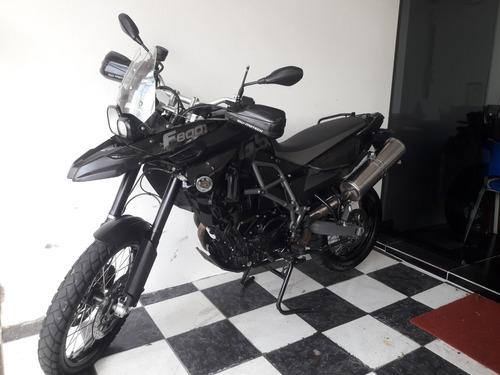 bmw f 800gs triple black 2012 tebi motos