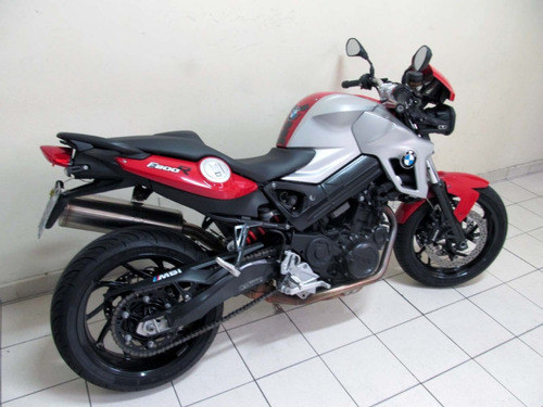 bmw f 800r 2012 vermelha