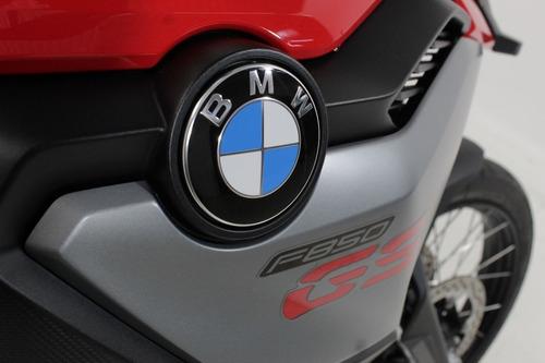 bmw f 850 gs premium 2019 vermelha