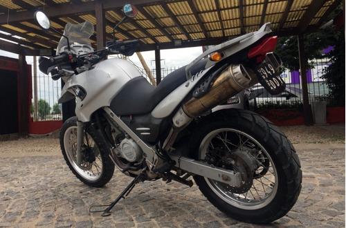 bmw f650 gs 2007