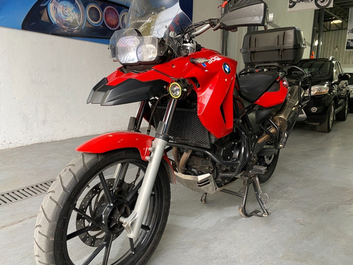 bmw f650 gs bicilindrica motor 800