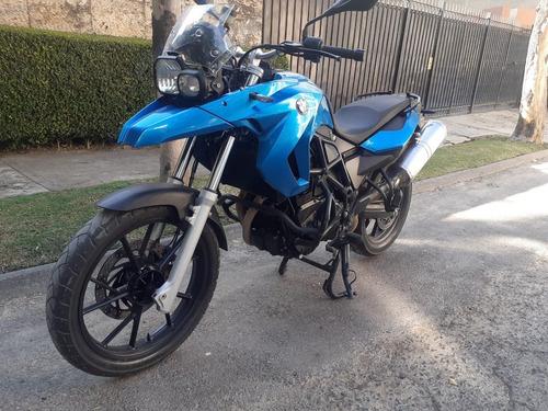 bmw f650 gs motor 800c.c. zona polanco