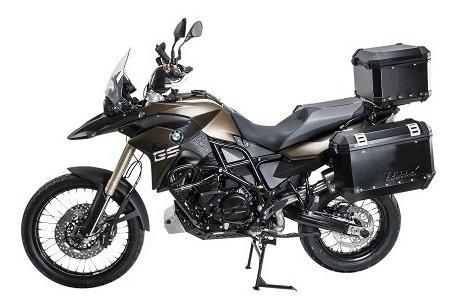 bmw f650/700/800gs maletas  metalicas para todo tipo de moto