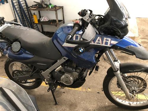 bmw f650gs 2006