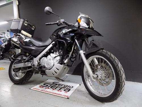 bmw f650gs negra 2006