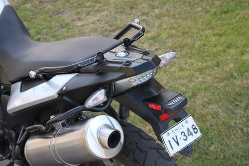 bmw f700 gs (800cc), solo ruta, ofertas, liquido!