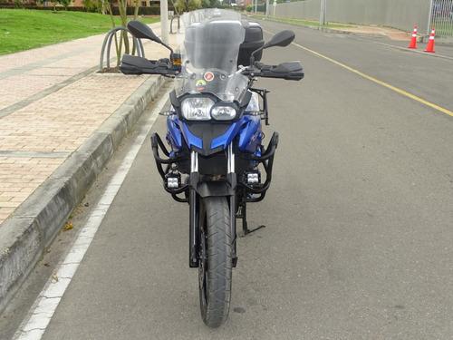 bmw f700 gs premium azul