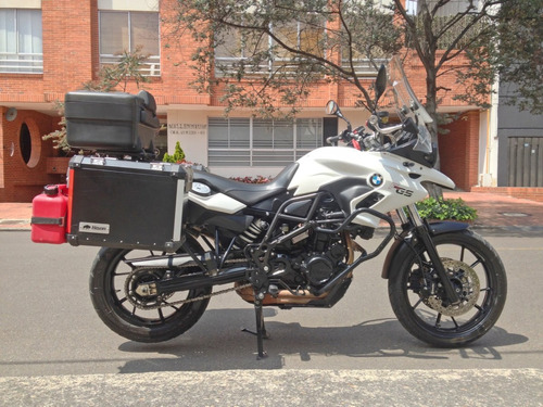 bmw f700gs 2016 perfecto estado