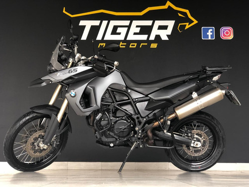 bmw f800 gs - 2012 - 14.000 km - manual+chave reserva