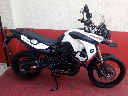 bmw f800 gs 2012 branca
