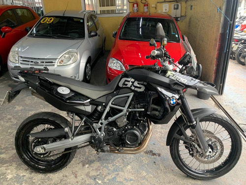 bmw f800 gs 2013 black