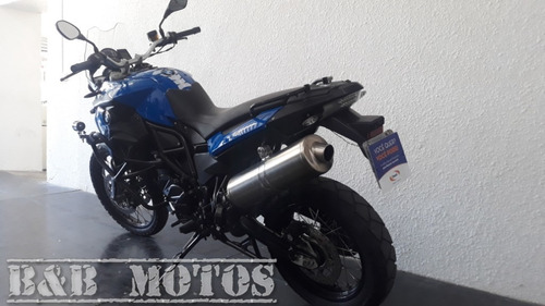 bmw f800 gs 2014 azul n versys nc 700