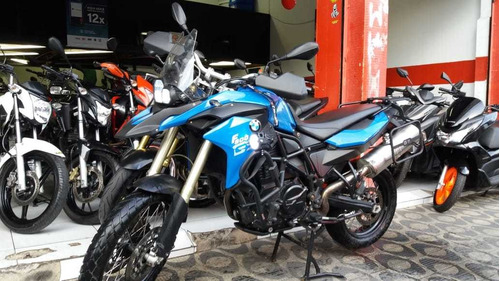 bmw f800 gs ano 2014 nova shadai motos