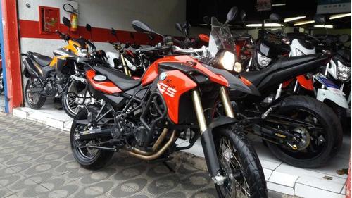 bmw f800 gs ano 2015 nova shadai motos