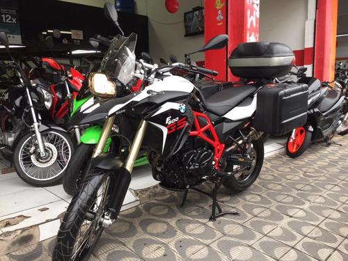 bmw f800 gs ano 2016 com apenas 12.000km shadai motos