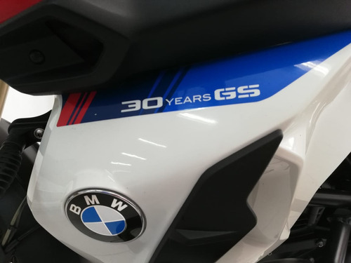 bmw f800 gs edicion 30 años
