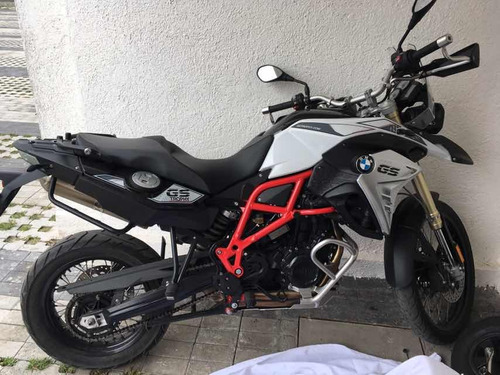bmw f800 gs trophy 2017 impecable
