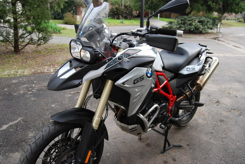 bmw f800 gs trophy, 2017, impecable!!