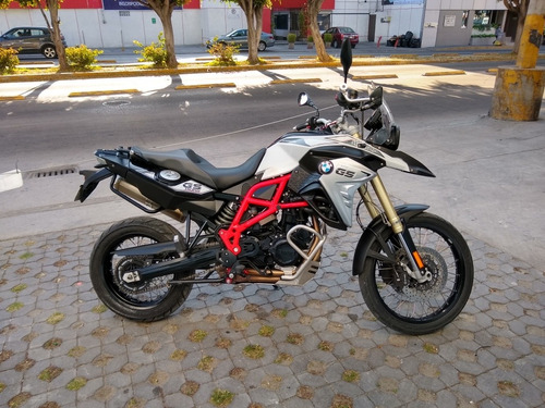 bmw f800 gs trophy impecable