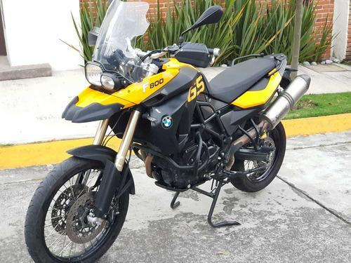 bmw f800gs 2009 doble propósito