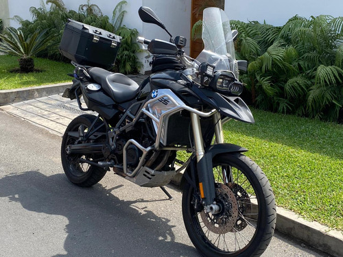 bmw f800gs 2016 impecable con extras