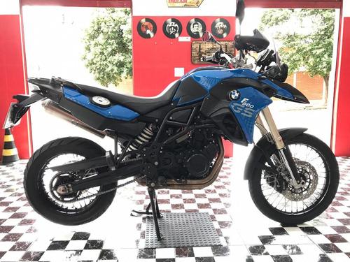 bmw f800gs azul