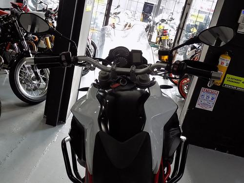 bmw f800gs premium blanca 2016