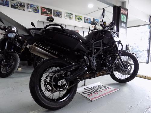 bmw f800gs premium negra 2016