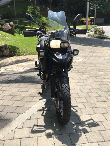 bmw f800gs, tripleblack edition
