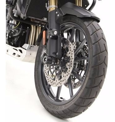 bmw f800gt montaje universal para faros salpicadera motos