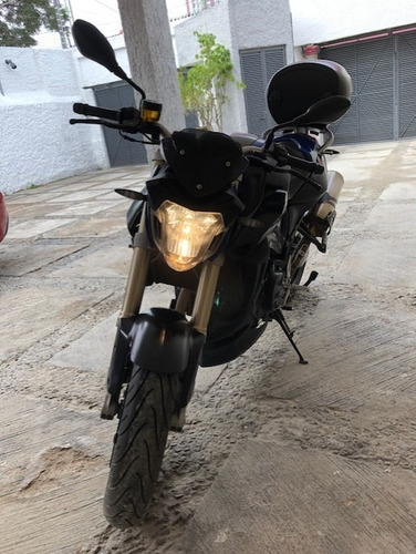 bmw f800r 2016 impecable