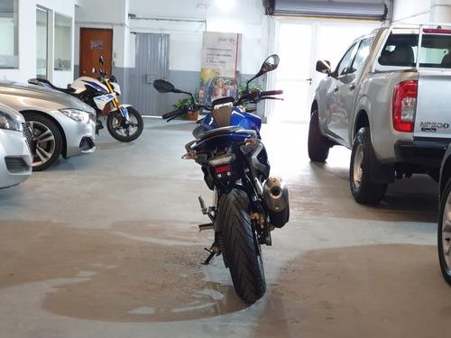 bmw g 310 r - rodaster - descuenta iva! - extra full!