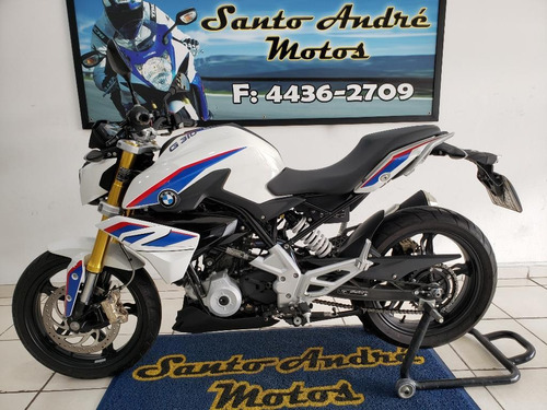 bmw g 310r 2018 abs 3.600kms