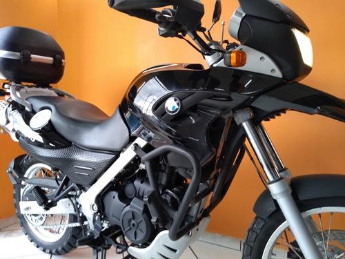 bmw g 650 gs 2011 preta
