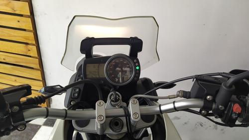 bmw g 650 gs 2012 branca tebi motos