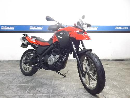 bmw g 650 gs 2012 vermelha