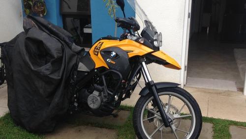 bmw g 650 gs amarelo limited 2014 30milkm impecável completa