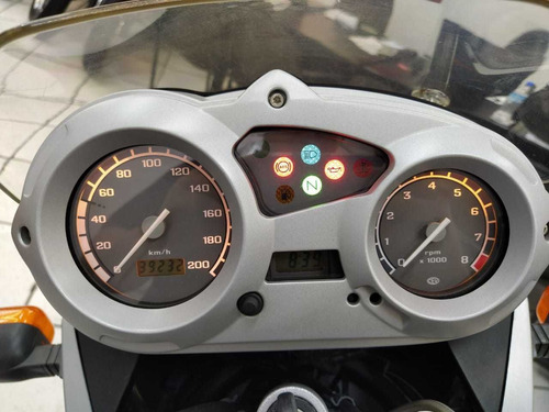 bmw g 650 gs prata 2011 - target race