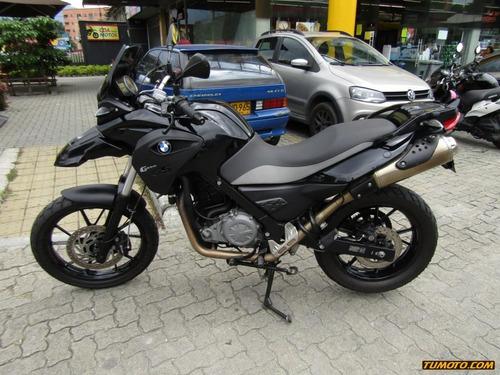 bmw g 650 gs triple black